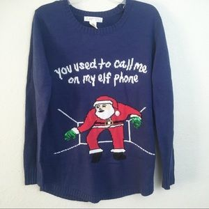 Funny Drake Pop Culture Christmas Sweater